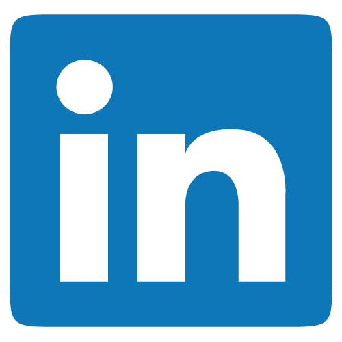 official linkedin logo tile