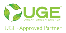 UGE logo Approved Partner Small